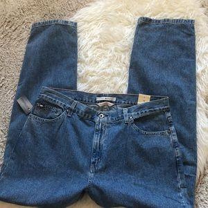Tommy Hilfiger Jeans - Tommy Hilfiger size 16r light wash classic jeans